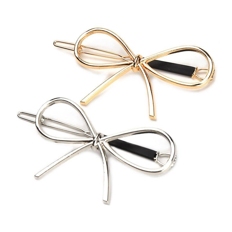 Jewelry & Accessories Women Girl Hair Accessories Vintage Branches Hair Clips Simple Metal Bobby Pins Hair Clip Jewelry Lots 10 Pcs At Any Cost