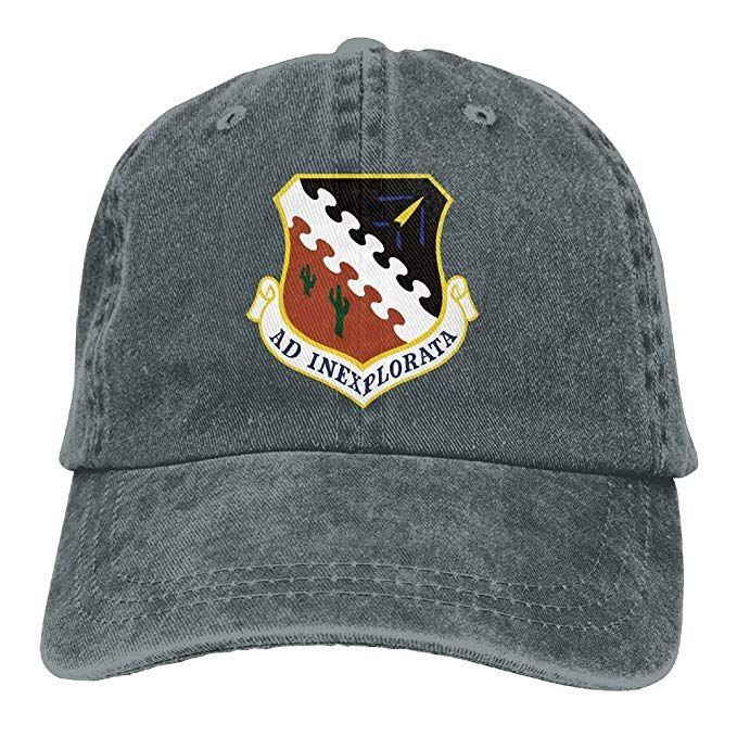 2a71b18783b 2019 New Wholesale Baseball Caps Air Force Flight Test Center Trend ...