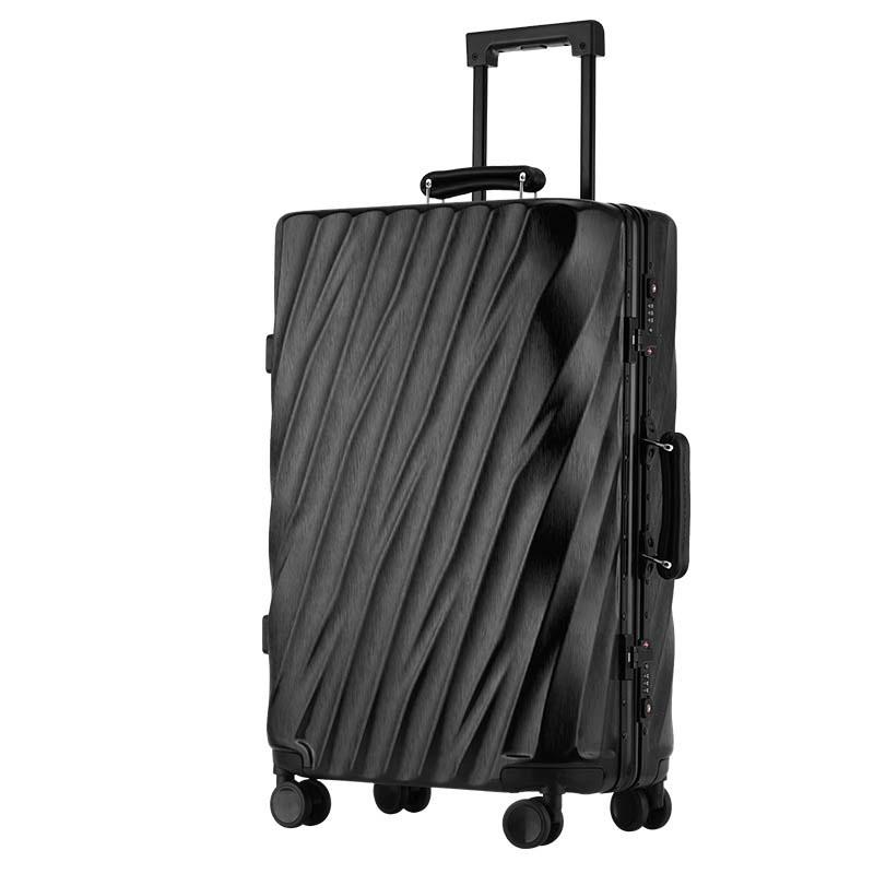 74fa0489d LeTrend 29 Inch High Capacity Retro Rolling Luggage Spinner Suitcase Wheels  20 Inch Carry On Trolley Aluminum Frame Travel Bag Child Suitcase Buy Bags  From ...
