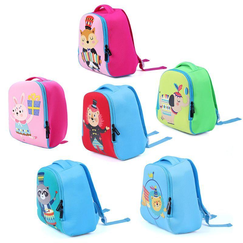 458fdb0c89 Kids Toddler Child Cute Backpack Waterproof 3D Cartoon School Bag Preschool  Kindergarten For Boys Girls Hot Hype Bags Hobo Bags From Twopills