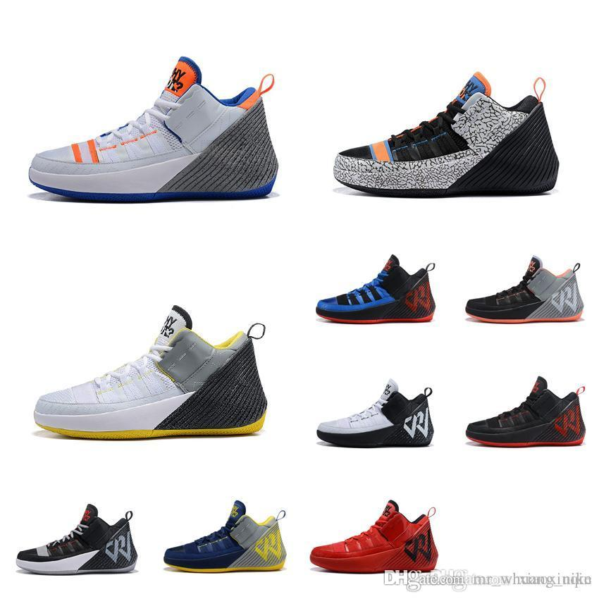 2019 Mens Russell Westbrook Basketball Shoes Why Not 2 ...