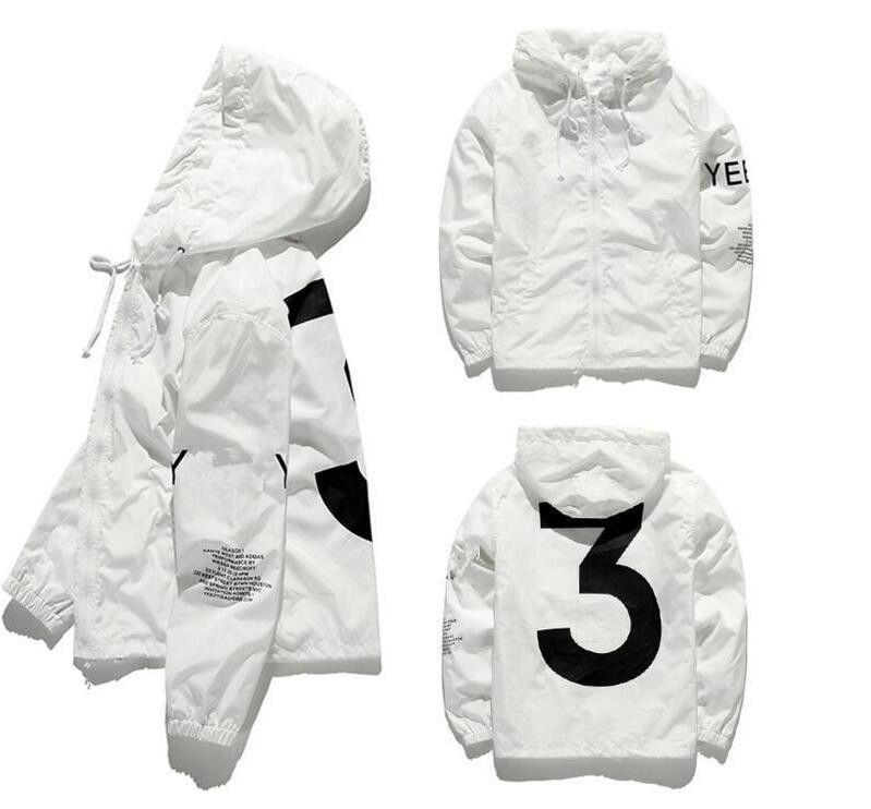 8d21cd972e7b Adidas Kanye West Yeezus MA 1 Pilot Hip Hop Windbreaker Y 3 Jacket Fashion  Men S Motorcycle Kanye West Yeezus Jacket Man Jacket Vintage Leather Jackets  From ...