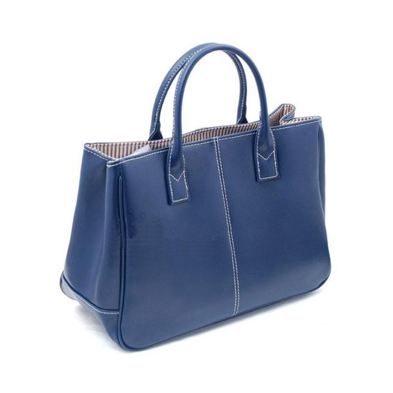 43784dcc457 2019 Popular Women Bag Fashion Women'S Handbags Pu Leather Shoulder Bag  Ladies Shopping Hand Bags For Girls Bolso Mujer Tote Rosetti Handbags Name  Brand ...