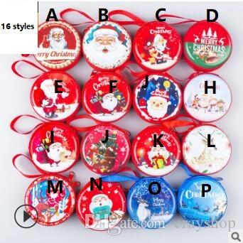 Christmas Purse Change Coin Gifts Student Accessories Widgets Party Birthday Gift 15 Styles Can Choose 219 Kids