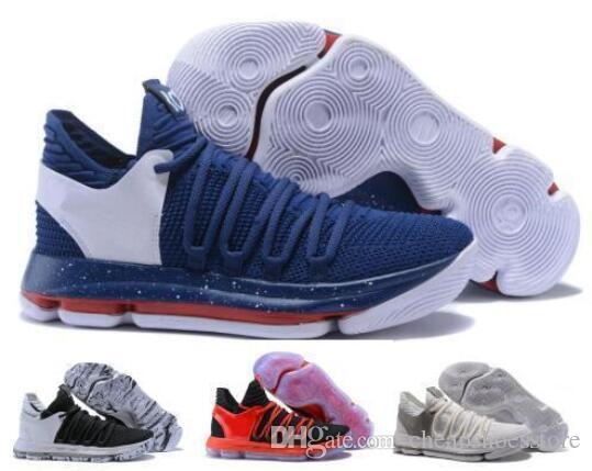Cheap Kd 10 B Asketball Shoes Mens