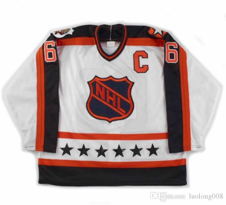 best website 229d1 73973 Vintage 1990 Pittsburgh all star game Mario Lemieux Hockey Jersey  Embroidery Stitched Customize any number and name Jerseys