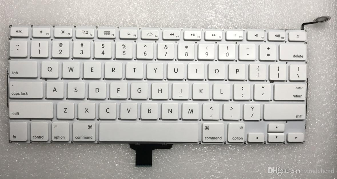 2021 New A1324 Keyboard USA English For Apple Macbook 13 ...