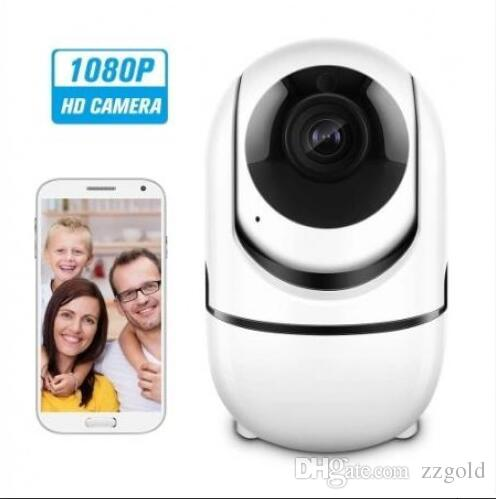 1080P Wireless IP Camera Baby Monitor with Motion Detection Home Security  WIFI Camera