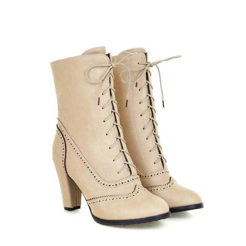 KARINLUNA Große Größe 33 43 Martin Stiefel Frauen Schuhe