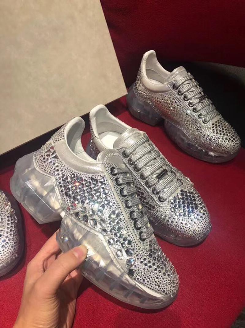 Sneakers Luxury Designer Diamond Diamante Fashion Miglior Acquista 0PnXO8kw