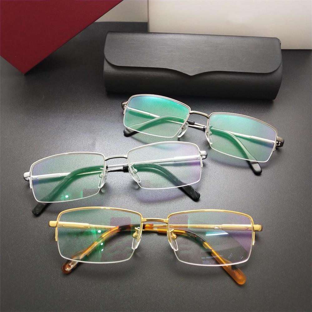 b49338344b5e New Luxury Men Glasses High Quality Titanium Reading Eyewear for ...