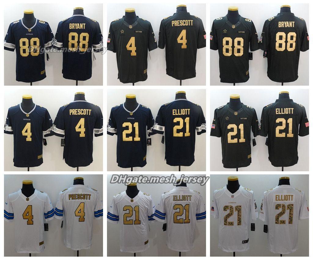 brand new 2631a a259d new zealand dak prescott color rush jersey ab20d ab393