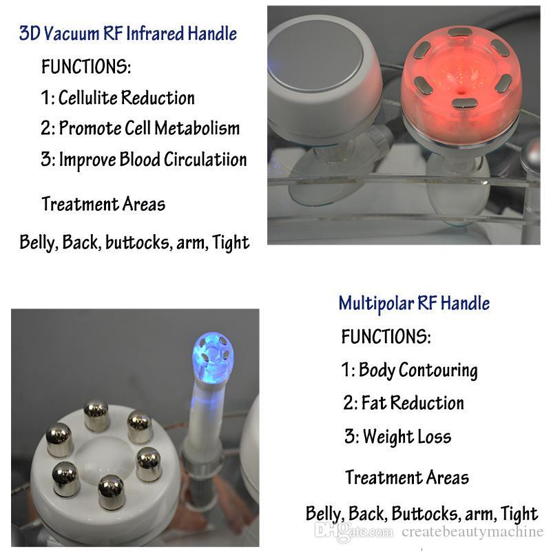 Velashape тело для похудения кавитации рф машина рф омоложение кожи вакуумный лифтинг машина инфракрасный свет LED