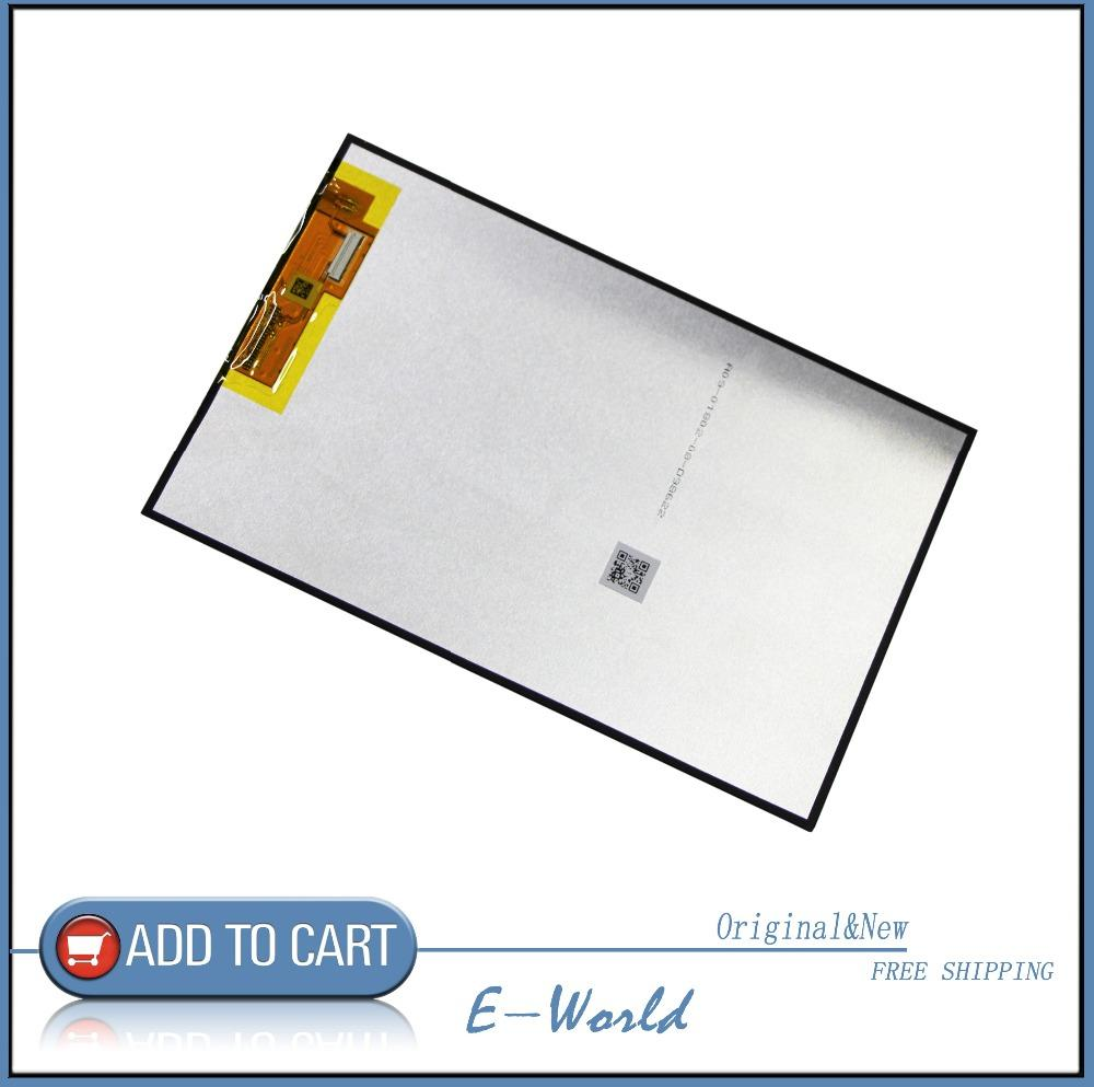 Original 8inch LCD Screen Replacement For AMAZON Kindle Fire HD8 2017 HD 8  2017 free shipping