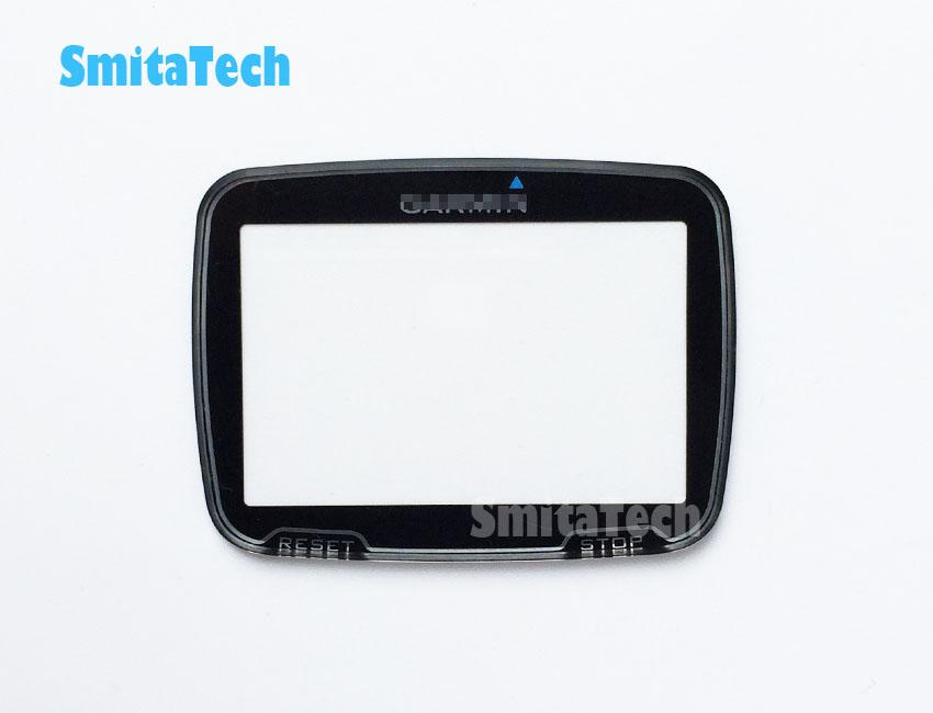 Front Cover for Garmin Forerunner 910XT GPS Watch front cover glass repair  parts accessories