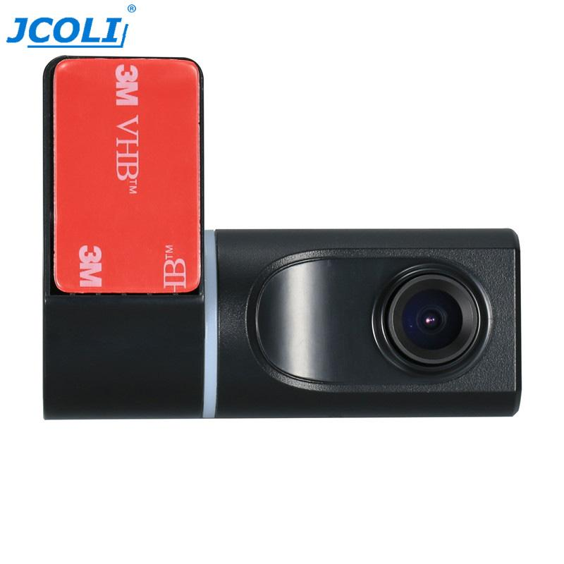 JCOLI ADAS Dash Cam Mini USB Hidden Car DVR Recorder with E-dog 360 Degree Rotate for Android Car DVD Player Night Vision