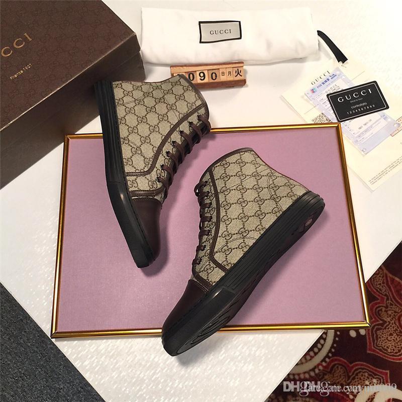 f03c6646f7d Cheap Mens Shoes Fashion Womens Low Cut G Flower Print Designers Sneaker  Men Women ACE Casual Shoes Size Euro 38 45 Tennis Shoes Ladies Shoes From  Yayute009 ...