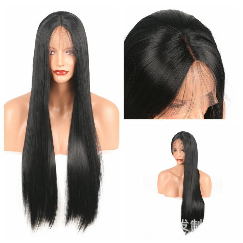 Wigs Selling Lace Wigs before Europe And the United States Chemical Fiber  Fine Chemical Fiber Hair Hair Doll Wigs Online with  62.86 Piece on ... 4d2683430e76