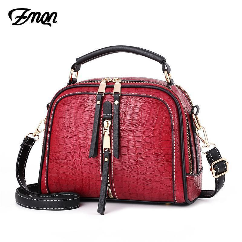 3e7a223101769 Zmqn Crossbody Bags For Women Nice Pu Leather Bags Stone Shoulder Bag For  Girls Party Flap Handbag Small Bolsa Feminina Red A566 Leather Bags For  Women ...