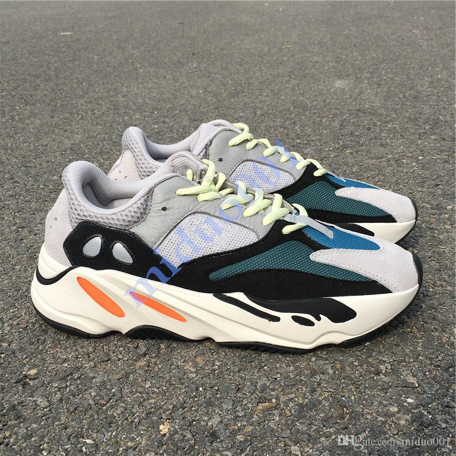 0ce9ea26e With Box 700 Wave Runner Mauve Inertia Running Shoes Kanye West ...