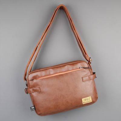 2755e85f66922 Fashion Designer Shoulder Bags Men Messenger Bags Brand Crossbody Bag PU  Leather Causal Hand Bag Outdoor Sport Bag Handbag Sale Side Bags From  Lisabags, ...