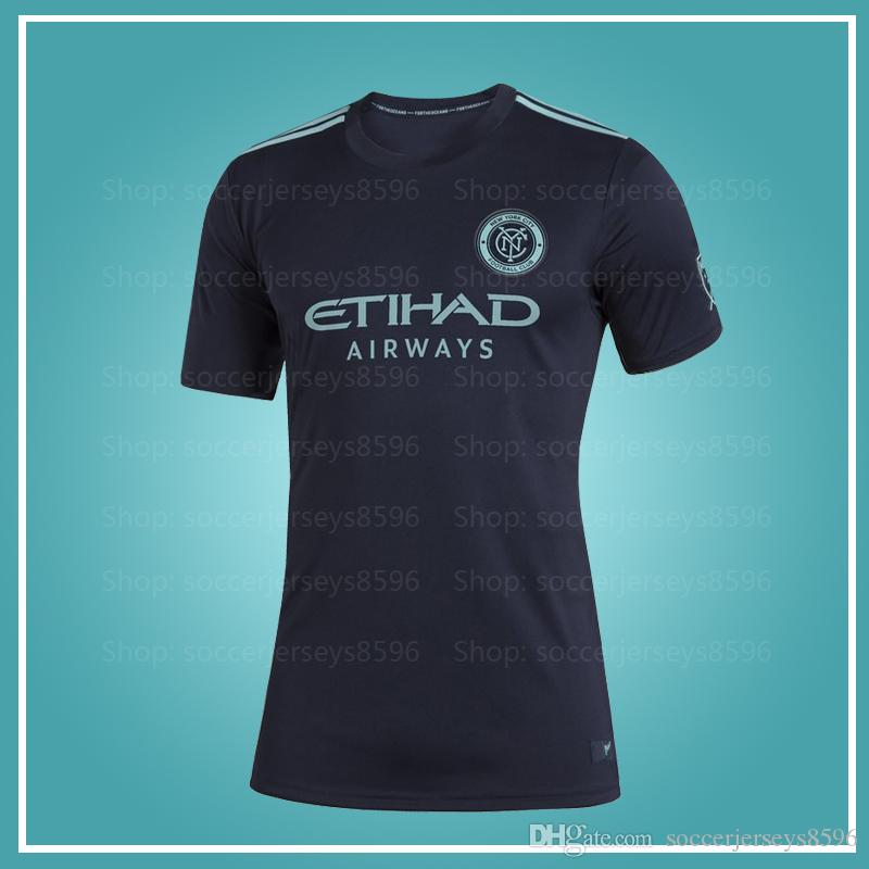 9e834f7d5 2019 MLS New York City FC 2019 Parley Jersey 2019 2020 Parley MLS ...