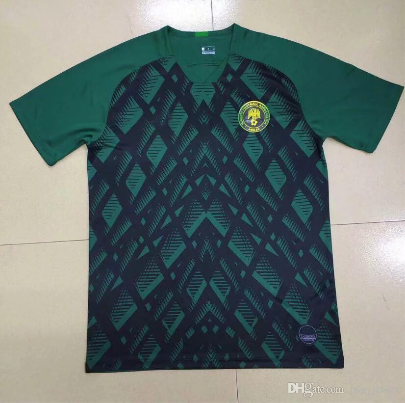 online retailer 61831 11764 New TOP 19/20 Thailand Nigeria soccer jersey football shirt kit Ahmed Musa  IKEL IWOBI jersey football shirt Nigeria Camiseta de futb