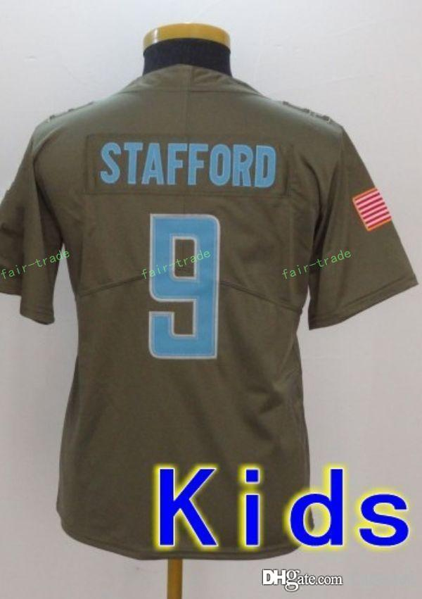 Youth Detroit Jerseys 9 Matthew Stafford Lions Stitched Kids Size S-XL  Jerseys Online with  20.4 Piece on Fair-trade s Store  ea7157869