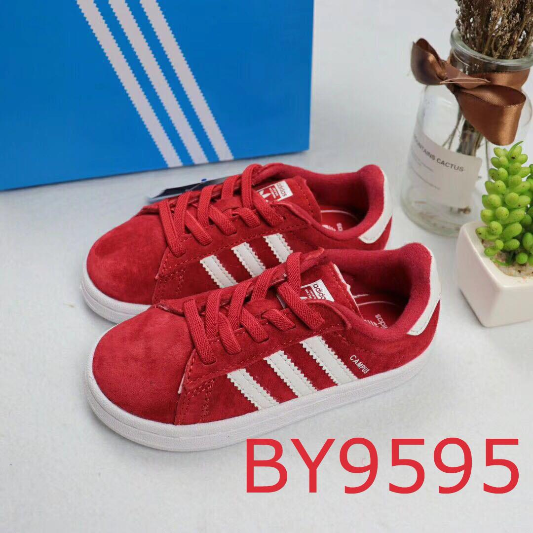 6f88c0f1 Kids Designer Shoes 2019 New Fashion Striped Shell Casual Sports Shoes Boys  and Girls Luxury Sports Shoes 6 Styles Teens Girls Boys