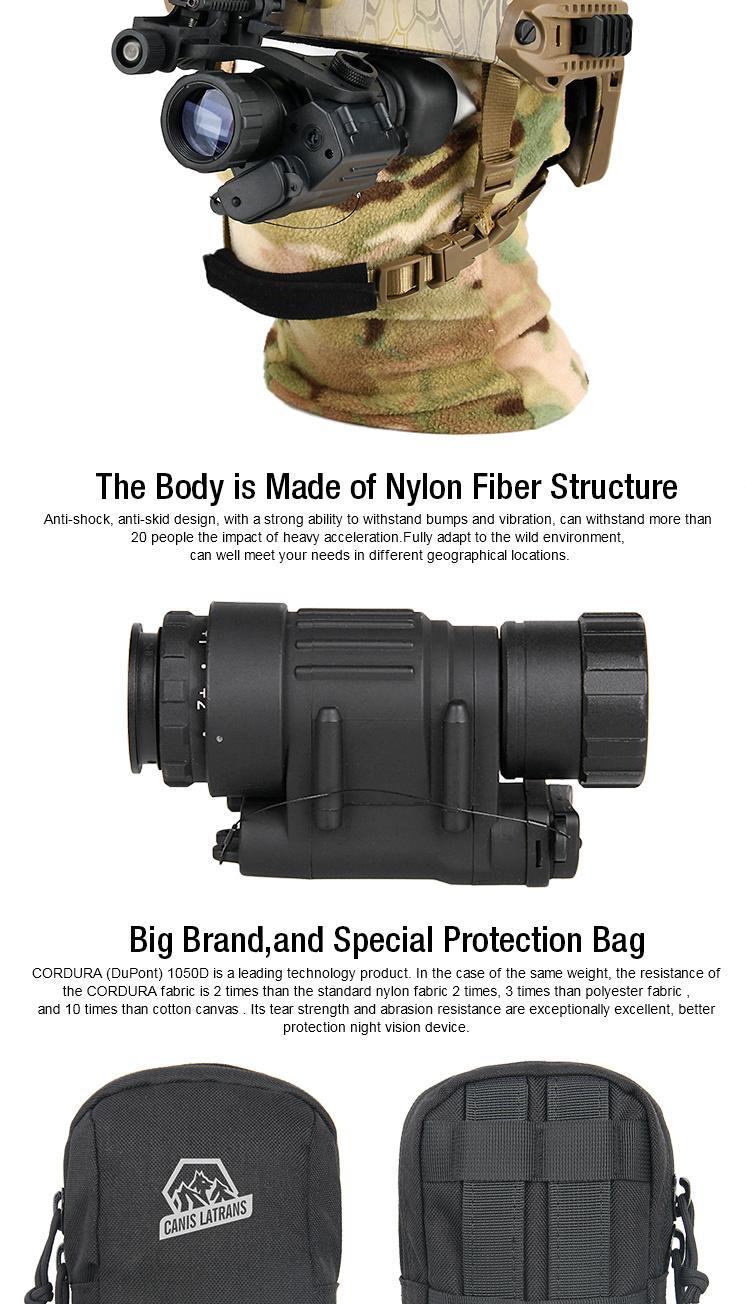 Eagleeye Good Design Optics Digital Tactical Night Vision Scope For Hunting Sight Wargame CL27-0008