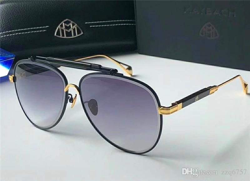 Acheter Top Lunettes Luxe Marque K Voiture Hommes De Maybach Or rxoeWCdB