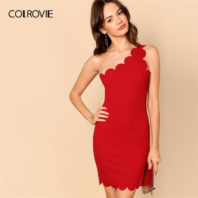 02bd7c7b5a Red Sleeveless Bodycon Mini Club Party Dress Things to Wear