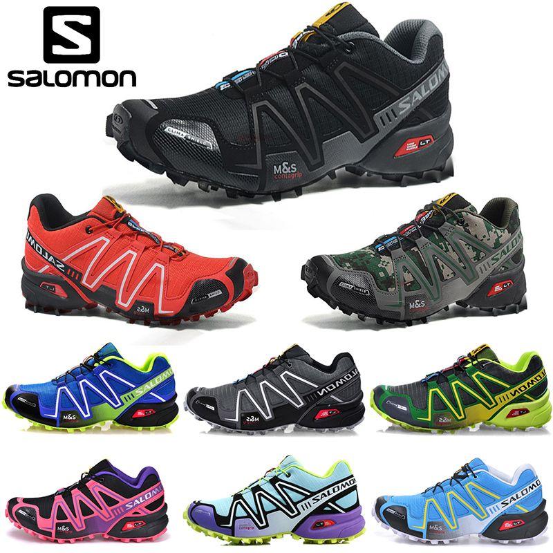 Salomon Shoes Made In Vietnam Running Shoes Speedcross 3 Cs