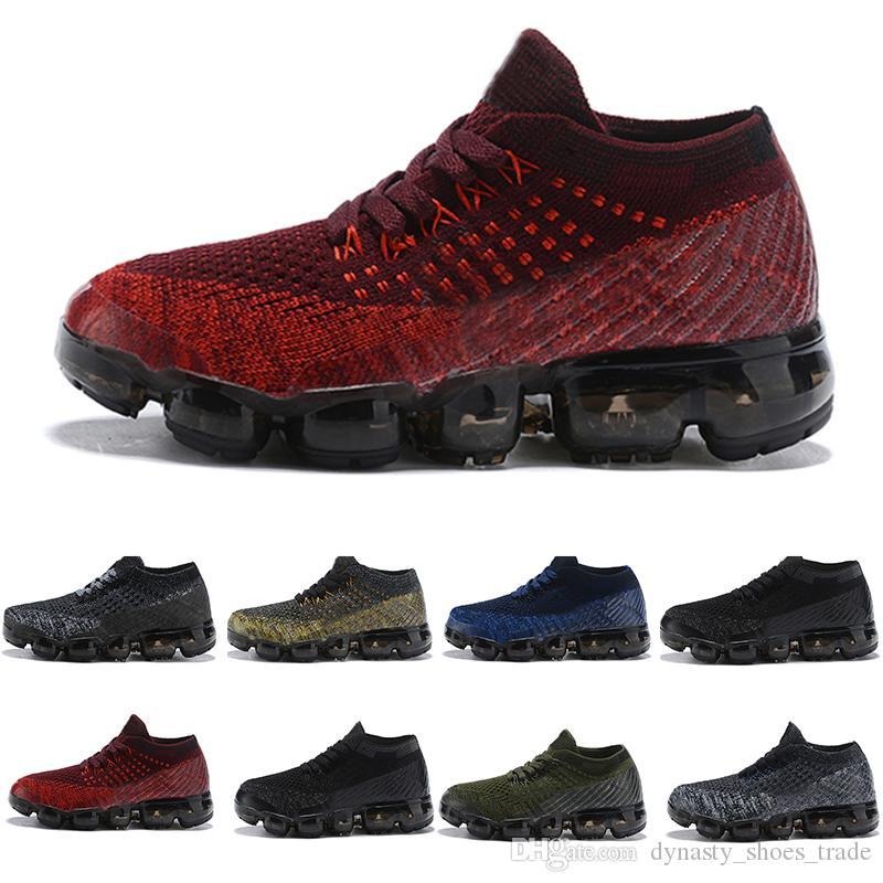 eae659f2d4 Compre Nike Air Max 2018 Crianças Sapatos De Skate Meninos E Meninas  Crianças Shoes 6 Cores Crianças Sapatos Kid Sneakers Eur TAMANHO 28 35 De  ...