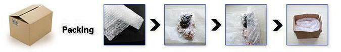 DoreenBeads Бархатные бархатные сумки Rectangle Red 15 см x 10 см 5 7/8