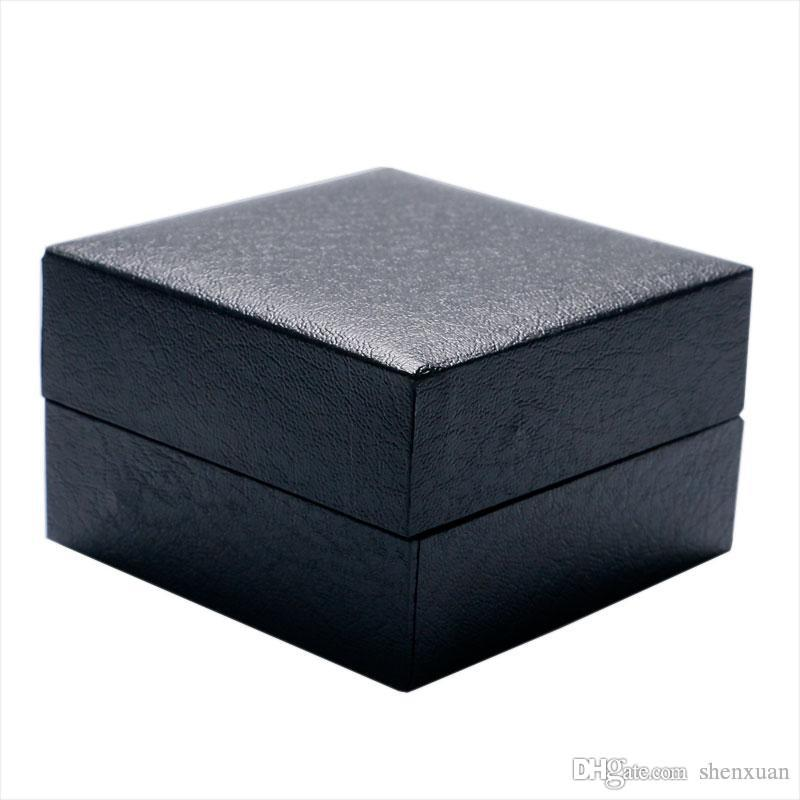 Watches Watch Boxes Square Cardboard Storage Case Watch Bangle Jewelry Gift Box With Pillow Pad Watch Box