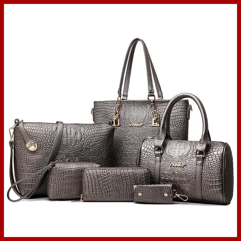 0a2646ee2e663 Famous Brands Women Handbags Women Messenger Bags Women'S Pouch Bolsas Purse  Four Colors Fashion Composite Bag YC88 15 Wholesale Bags Discount Designer  ...