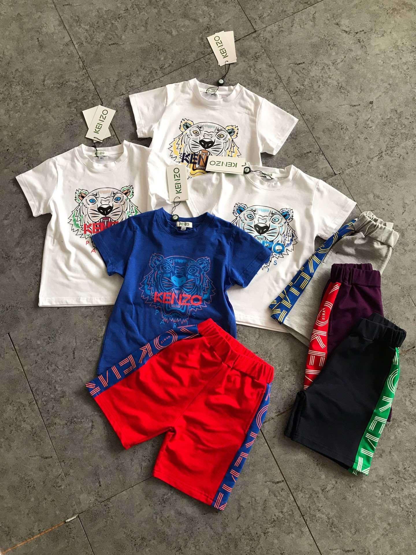 2477fb5f8e106 Acheter Zip Sweat À Capuche Automne Et Robe Vêtement Enfant Enfant Costume  De Luxe Costume Zipper Chapeau Est Lettre Classique Fonds Bébé Ensemble De  ...