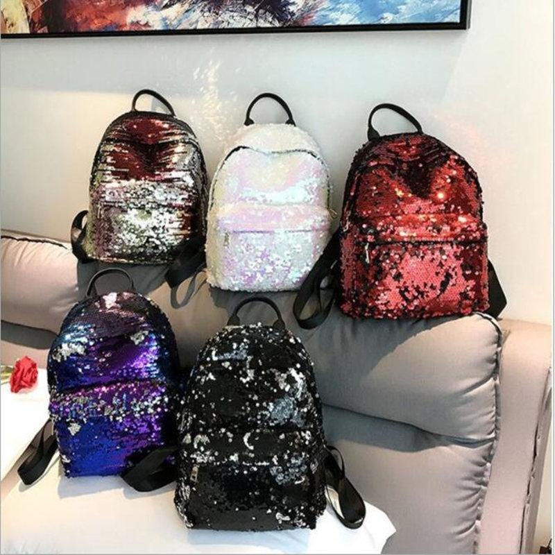 6df34b824e Fashion Women Backpack For School Teenagers Girls Stylish School Bag Ladies  PU Fabric Backpack Female Bookbag Qq054 School Backpacks Cool Backpacks  From ...