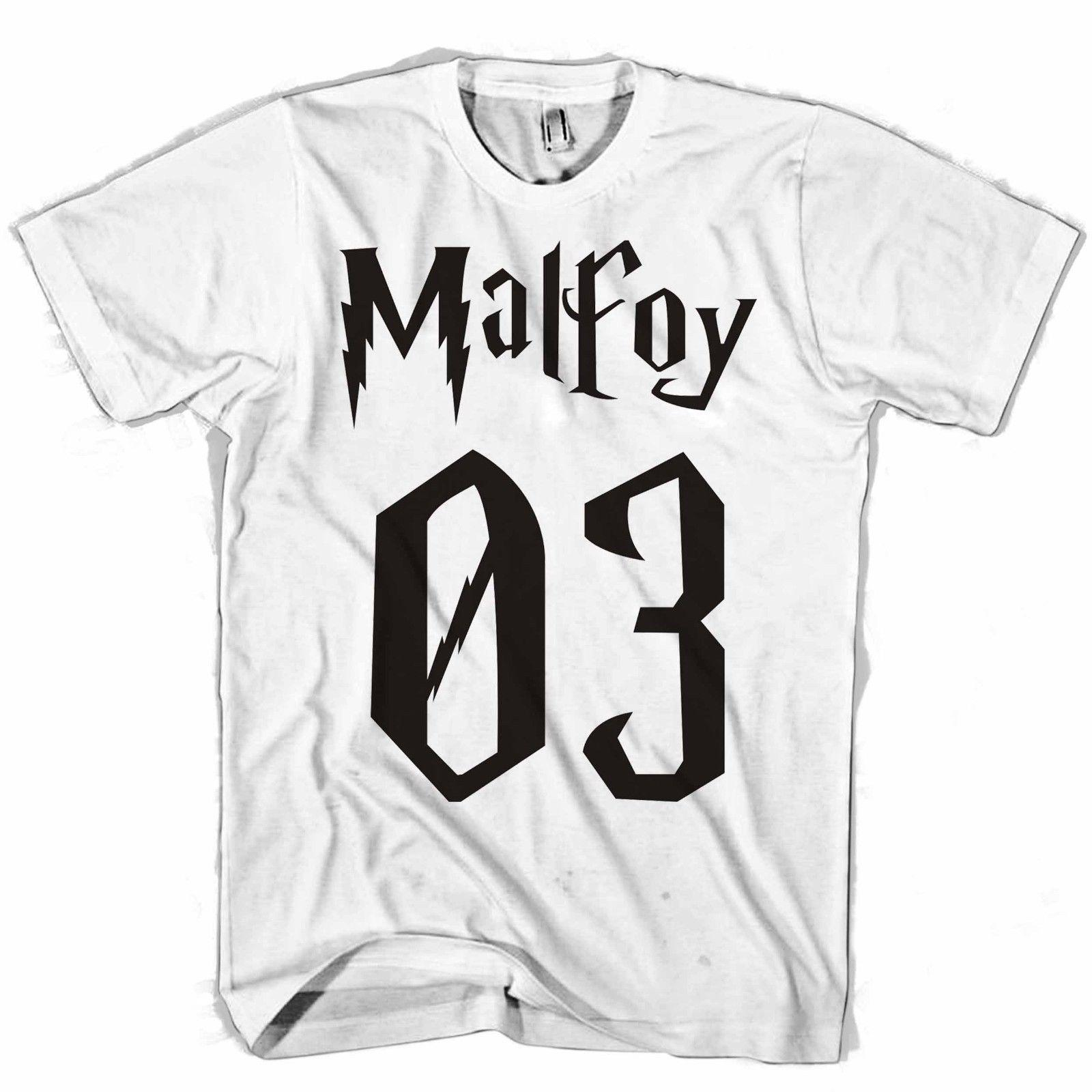 d380f18c Malfoy 03 Harry Potter Men'S / Women'S T ShirtFunny Unisex Casual Tshirt  Top Tees Shirts T Shirt Site From Sg_outlet, $12.96| DHgate.Com