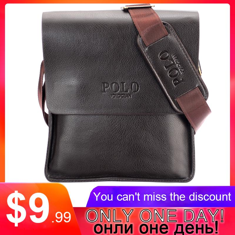 7e24394c22 Casual Business Leather Mens Messenger Bag Hot Sell Famous Brand Design  Leather Men Bag Vintage Fashion Mens Cross Body Bag Satchels Leather Purses  From ...