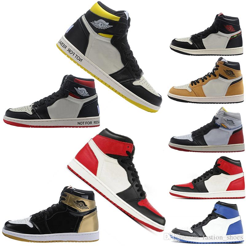 5bf032db81f2 2019 2019 Release Union LA X 1 High OG NRG White Storm Blue Varsity Red  Wolf Grey Basketball Shoes Women 1s Sneakers Sports Trainers From  Fastion shoes