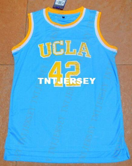 f18a968dce2b 2019 Cheap Custom Kevin Love  42 UCLA Jersey Stitched Customize Any Number  Name MEN WOMEN YOUTH XS 5XL From Tntjersey