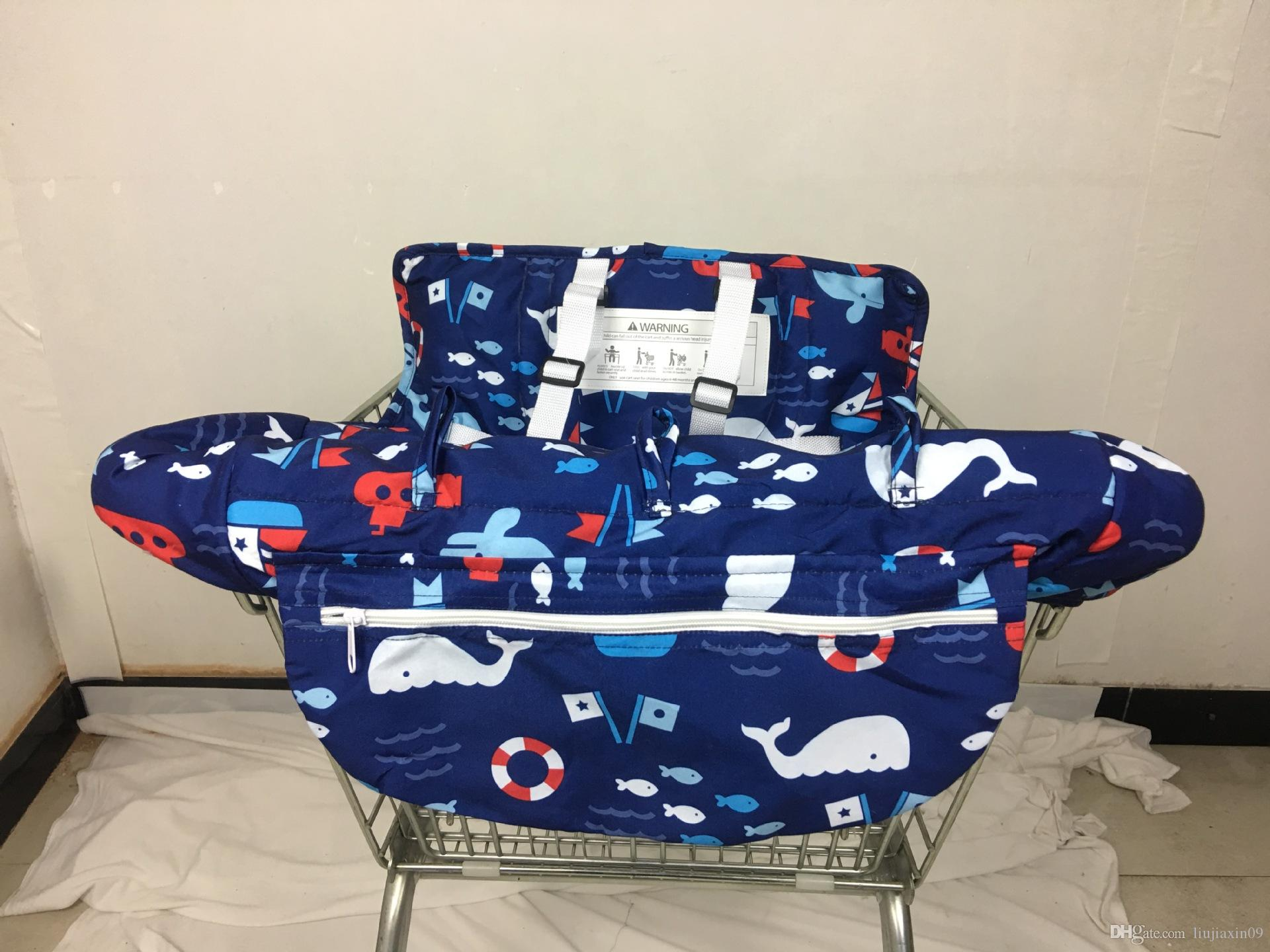 Baby Car Seat Cover Stretchy Infinity Scarf Canopy Nursing Breastfeeding Shopping Cart High Chair Gifts Covers Online With