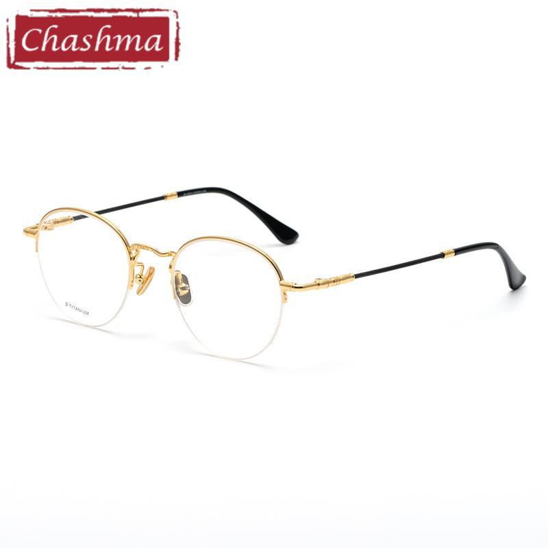 Vue Korean Ronde For De Masculino Lunette Glasses Bril Luxe Men Oculos Vintage Titanium Fausse Optik Designer Femme Grau bY7gy6f