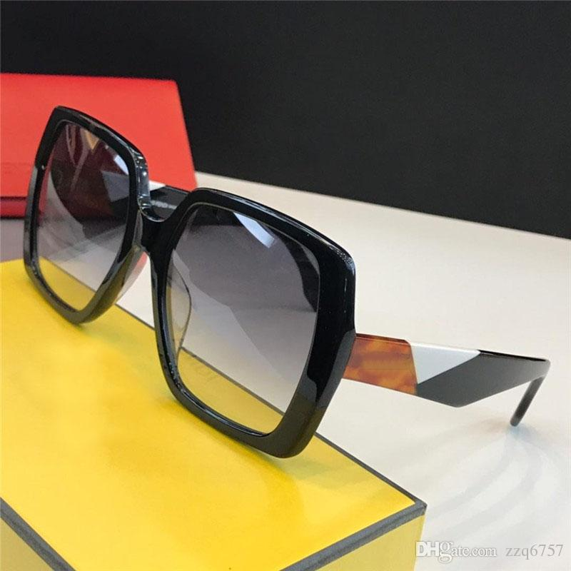 166f32169d23 New Sell Fashion Designer Sunglasses 0333 Square Frame Features ...