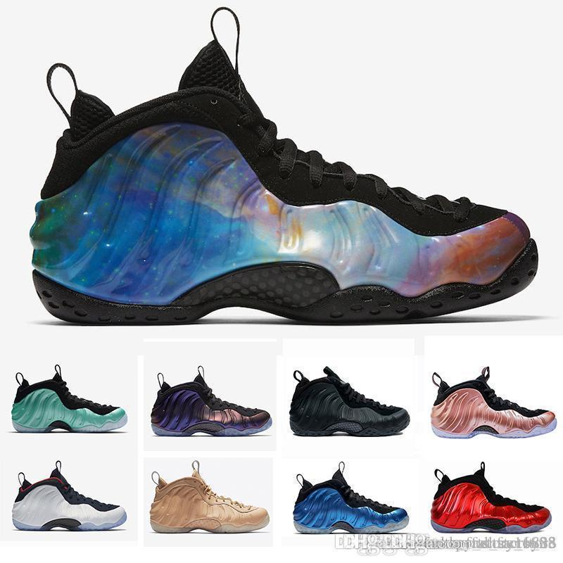 a697d633baf11 Original Air Foamposite One Womens Basketball Shoes Stability ...