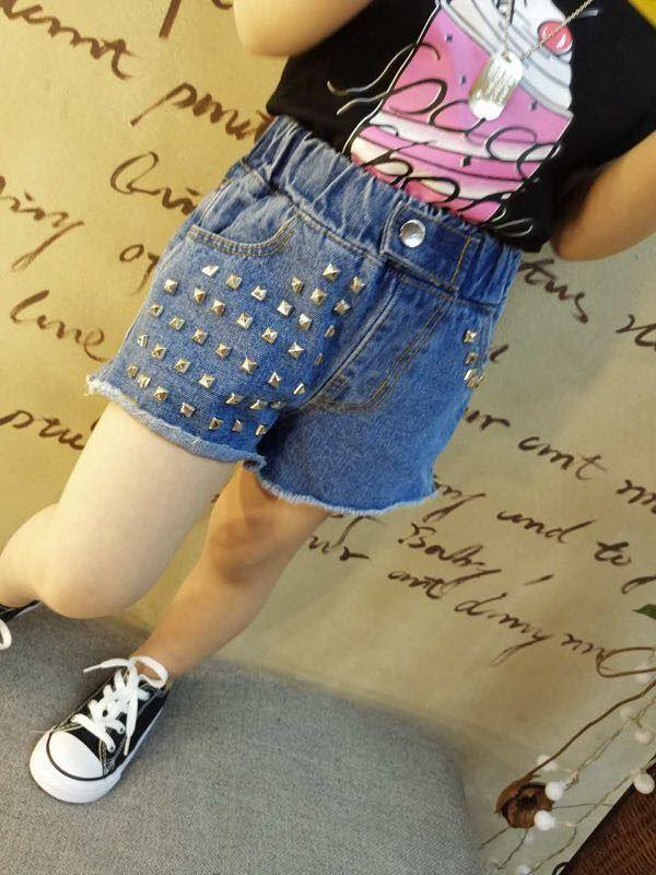 780db0f468 2019 New Summer Item Girl Beading Denim Children Shorts Blue Kids Ripped  Boys Baby Boy Girls Years Cartoon Jean Jeans Pants Green Skinny Jeans For  Boys Best ...