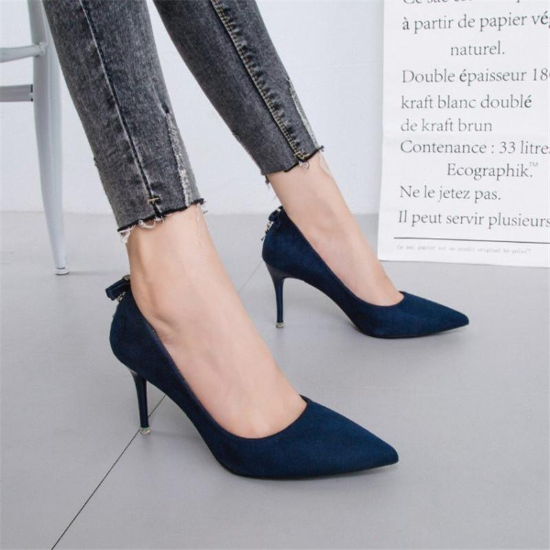 4406af09bad87 Designer Dress Shoes Promotional Products Spring And Autumn New Fashion  Sexy Fine With High Heels Mens Shoes Online Mens Dress Boots From Deal44