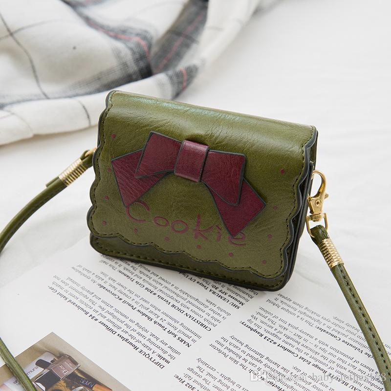 4db7aade8b Baby Girl Little Girls Designer Mini Handbags Cute Purse Bag Letter  Printing Wholesale Small Purse For Girls Girls Accessories From  Babyclothes168, ...